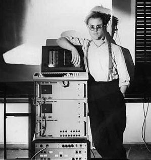 Thomas Dolby: Synthetic Neuros...